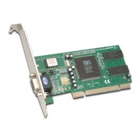Slika STLAB graficke kartice PCI SiS 6326 sa 8MB VGA ( GRAFSIS/Z )