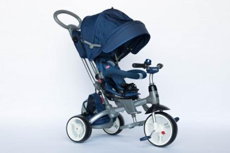 Slika Tricikl za decu Moddy sa rotirajućim sedištem - Teget ( Moddy-2 )