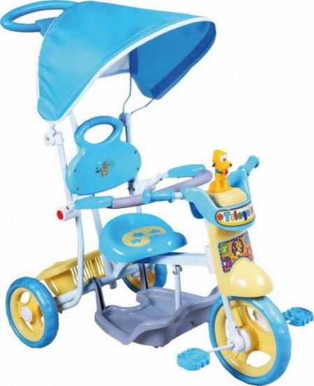 Slika Tricikl za decu Pas model 3106 plavi