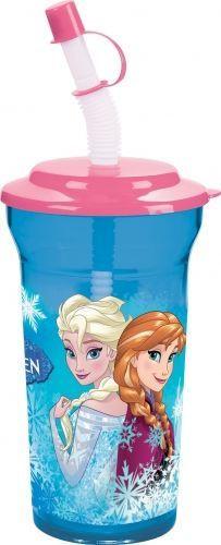 Trudeau čaša sa slamčicom i poklopcem Frozen 16 ( 4140018 )