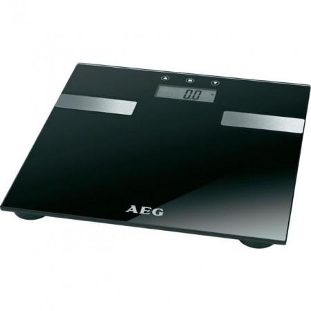 Slika AEG PW 5644 FA telesna vaga LCD display 7u1 Crna