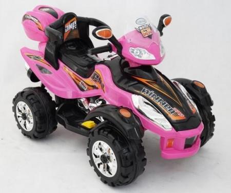 Slika Bagi 115 Quad Motor za decu na akumulator - Pink