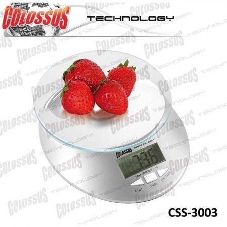 Slika Colossus CSS-3003 kuhinjska digitalna vaga ( 8606012415867 )