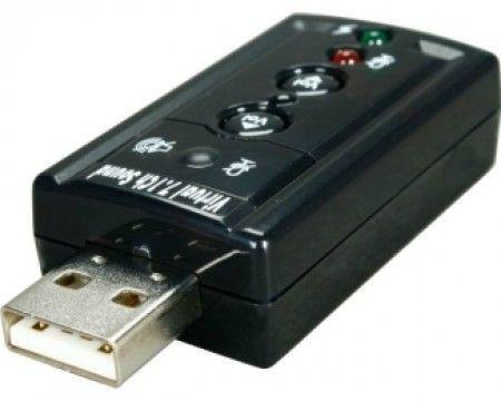 Slika Fast Asia USB 7.1 zvučna karta