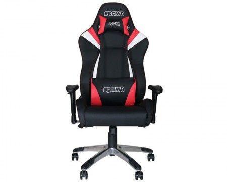 Slika Gaming Chair Spawn Hero Series Red ( HR-BRW1F )