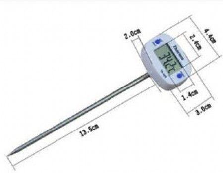 Slika Haus termometar sa sondom ( 0551004 )