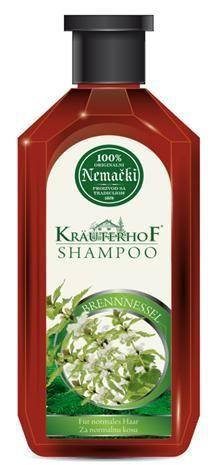 Slika Iris Krauterhof šampon sa koprivom za normalnu kosu 500ml ( 1380057 )