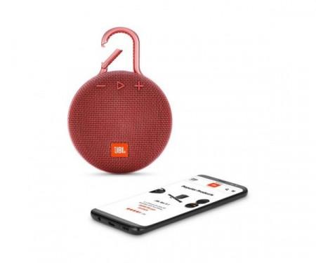 Slika JBL Consumer CLIP 3 RED