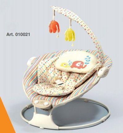 Slika Jungle Muzička njanjalica za bebe - bež ( 010021 )