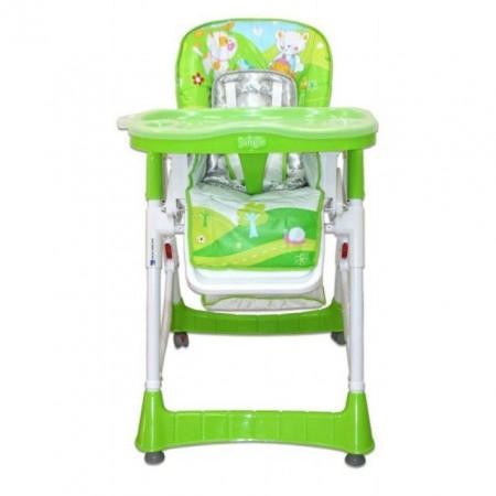Jungle Teddy hranilica za decu - zelena ( 012215 )