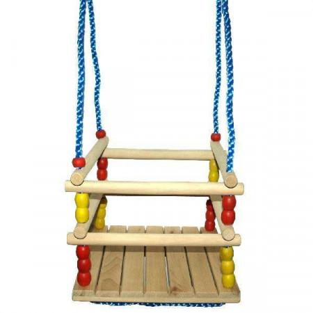 Ljuljaška drvena za decu ( 15-815000 )