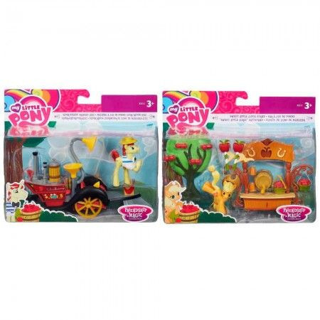 Slika My little pony fim scene pack ( B2073 )