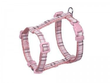 Nobby 78204-15 Am za pse karo roze 10mm 20-35cm ( NB78204-15 )