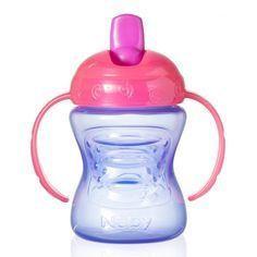 Nuby čaša sa slamčicom 240ml ( 4150011 )
