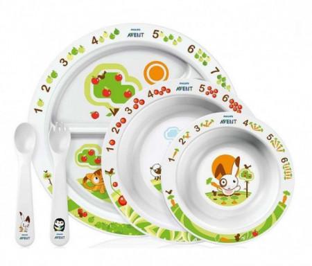 Philips Avent poklon set za hranjenje 6m+ 1784 ( SCF716/00 )