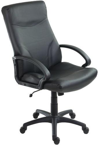Slika Radna fotelja - STILO P lux (prava koža)