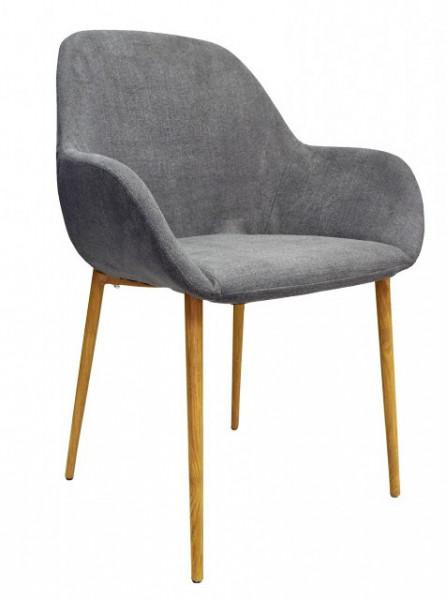Slika Trpezarijska stolica E11 - Siva