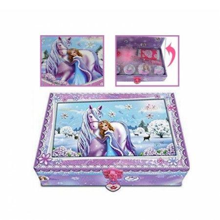 Slika Broadwell Kutija za nakit sa ključem My Pony 176SP ( 17370 )