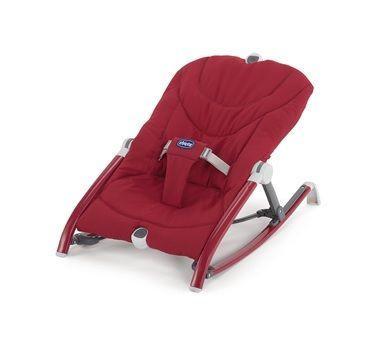 Chicco ležaljka Pocket Relax Red - crvena ( 5210128 )