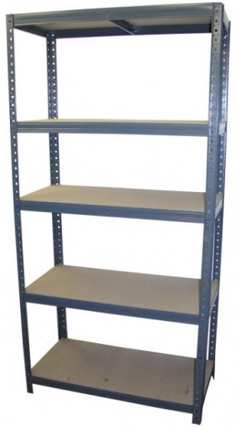 Slika FL Polica - stalaža univerzalna180X90X45 - nosivost 5x175kg ( 322745 )