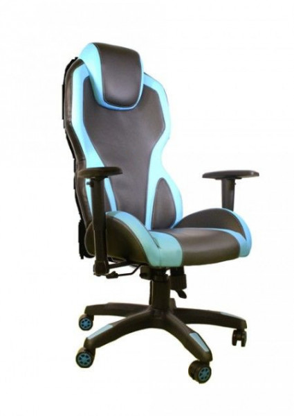 Slika Gaming Chair e-Sport DS-059 Black/Blue ( DS-059 BB )