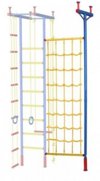 Slika HJ Dopunska potpora vis. 2,35-3,20m sa mrežicom od užadi ( gp030966 )