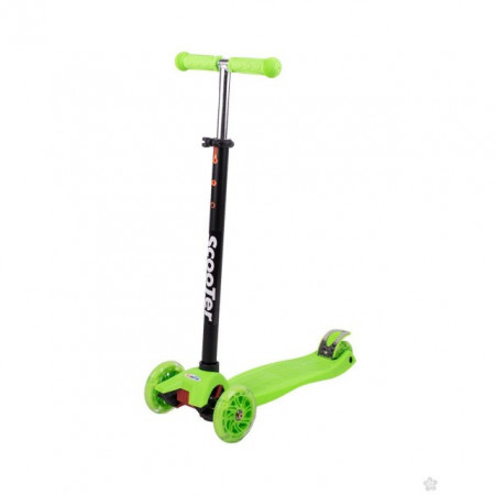 Slika Jungle trotinet nosivosti do 60 KG - S00018 zeleni ( 010851 )