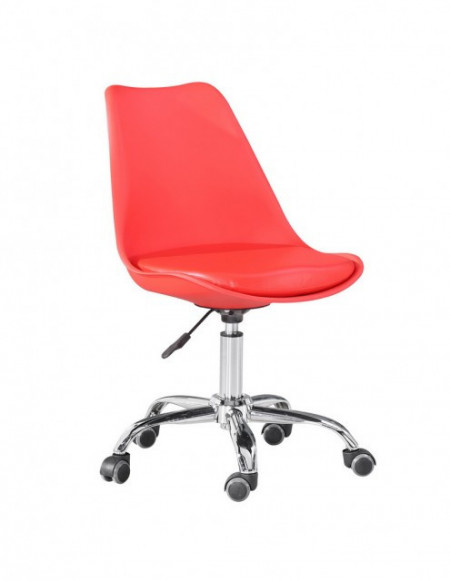Slika Kancelarijska stolica CHARLIE Office - Crvena
