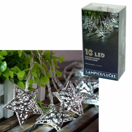 LED svetleće zvezde 10L 6x6cm ( 52-563000 )