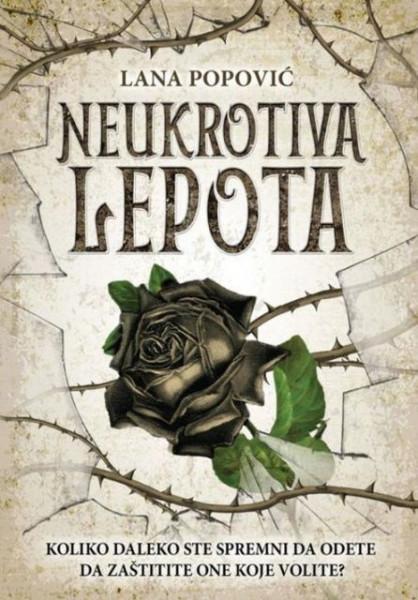 Slika Neukrotiva lepota - Lana Popović ( R0013 )