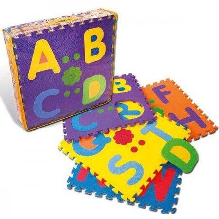 Slika Podne puzzle - zvučni alfabet ( 9416N )