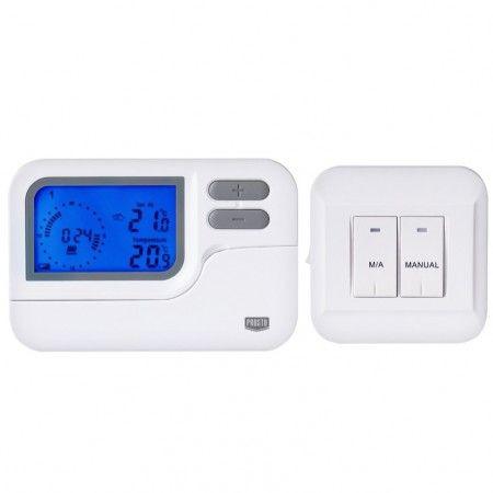 Slika Prosto Programabilan digitalni bežični sobni termostat ( DST-Q7RF )