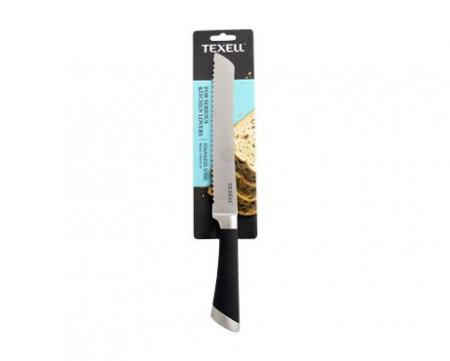 Slika Texell nož za hleb od nerđajućeg čelika 20.4cm ( TNSS-H119 )
