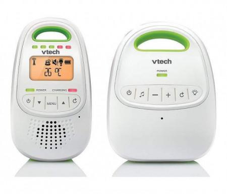 Slika Vtech bebi alarm - audio ( sa prikazom temp.sobe) ( BM2000 )