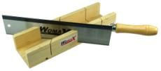 Slika Womax kalup za sečenje pod uglom sa testerom 300mm ( 0532291 )