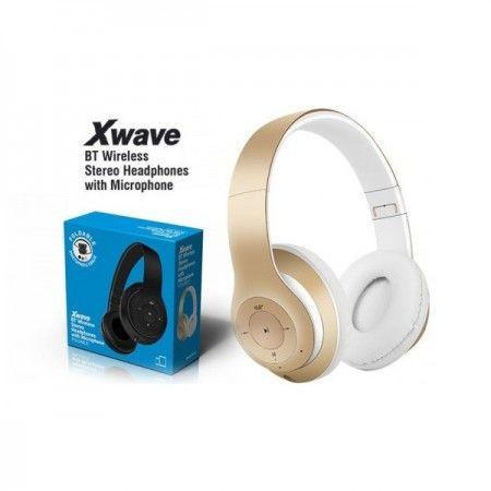 Slika XWave MX350 BT FM 200MaH sa mikrofonom black-gold-pink ( SLUMX350 )
