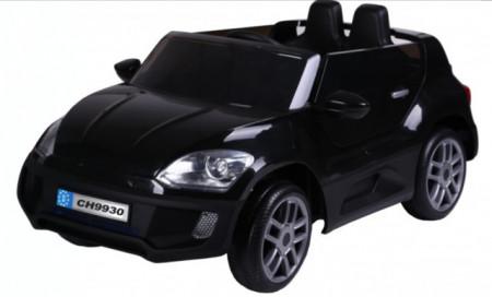 Slika Auto MB9930 Na akumulator za decu sa daljinskim upravljanjem - Crni
