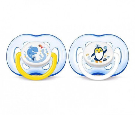 Avent varalica classic 18m+ kit i pingvin 2/1 bez bpa 1746 ( SCF186/24 )