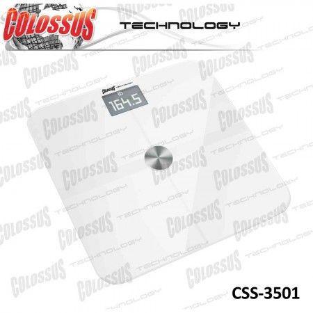 Slika Colossus CSS-3501 telesna digitalna vaga ( 8606012415843 )