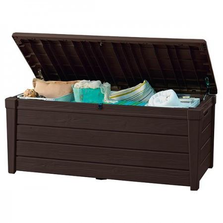 Curver baštenska kutija za odlaganje brightwood 455L, braon ( CU 230400 )