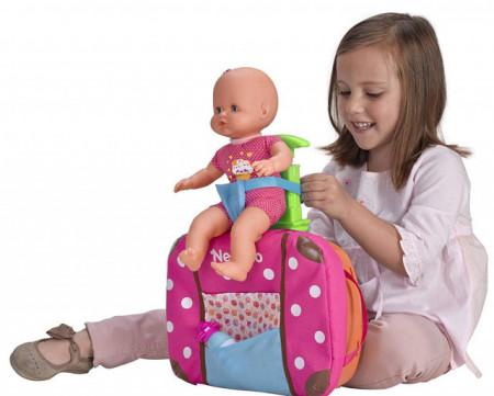Slika Famosa Nenuco beba sa koferom za putovanje ( 0127428 )