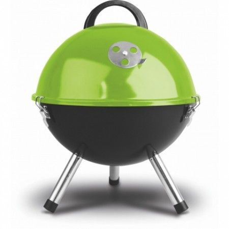 Fieldmann FZG1000G roštilj sa poklopcem zeleni