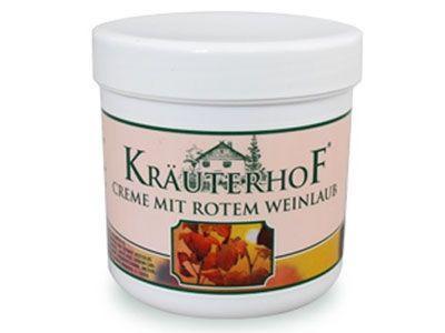 Slika Iris Krauterhof krema od lišća crvenog grožđa 100 ml ( 1530003 )