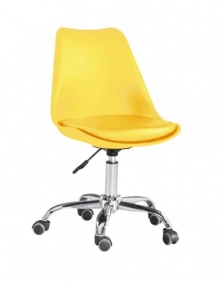 Slika Kancelarijska stolica CHARLIE Office - Žuta