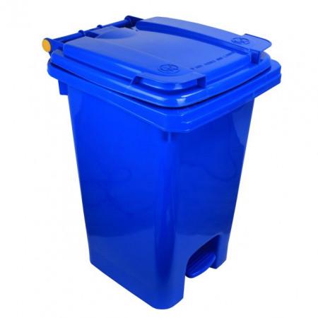 Slika Kanta za smeće sa pedalom 60l - plava ( 60C-10 )