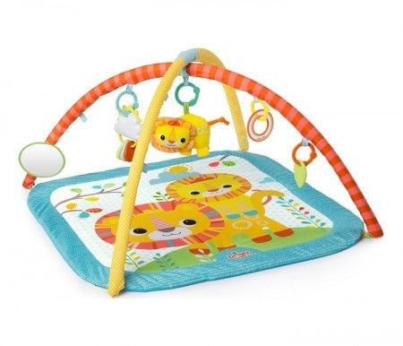 Slika Kids II bright starts podloga za igru little lions activity gym ( SKU11503 )