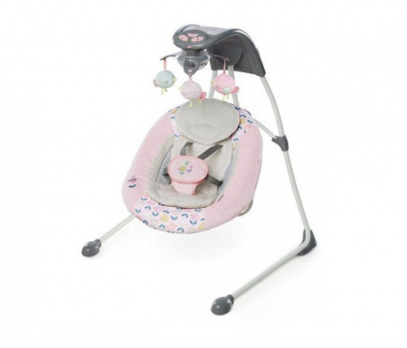 Kids II InLighten Cradling Swing Ansley ljuljaška ležaljka za bebe ( SKU10121 )