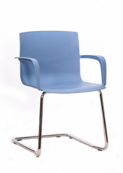 Slika Konferencijska stolica Manila - Plava