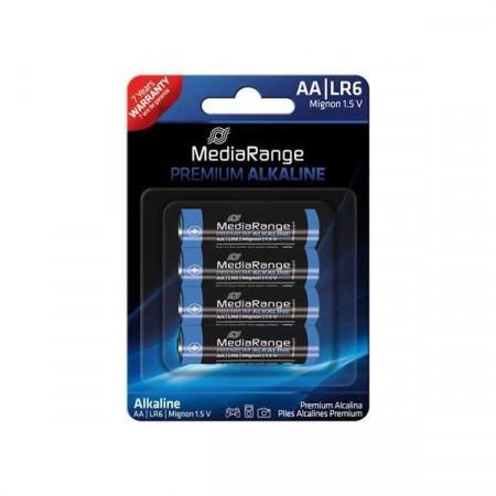 Slika MediaRange MRBAT104 Alkalne baterije LR6-AA