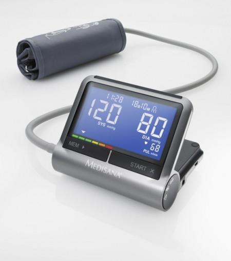 Slika Medisana Cardio Compact Merač krvnog pritiska za nadlakticu sa ugrađenim budilnikom